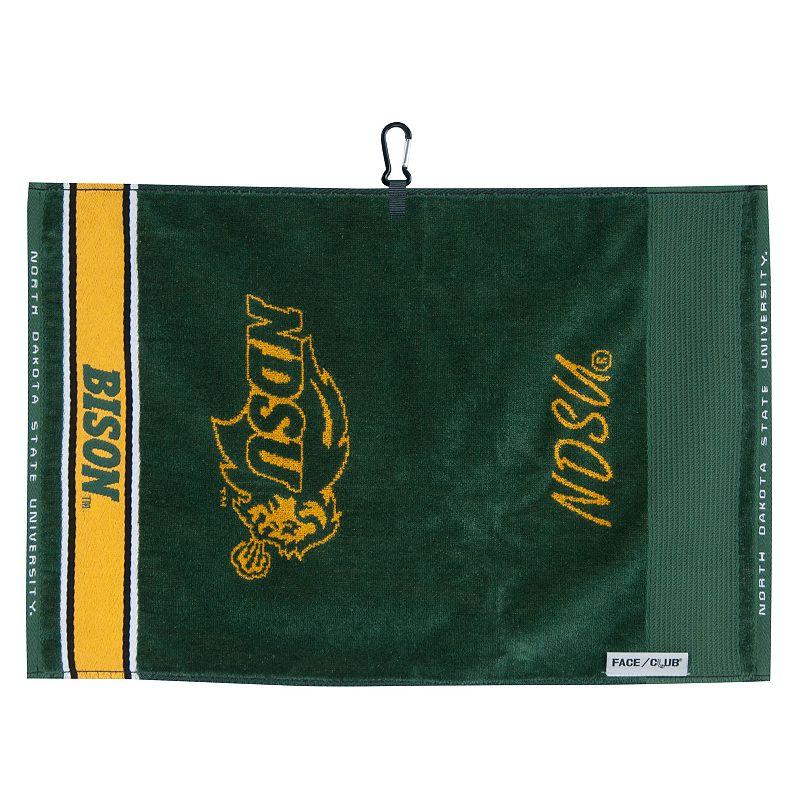 Team Effort North Dakota State Bison Jacquard Towel