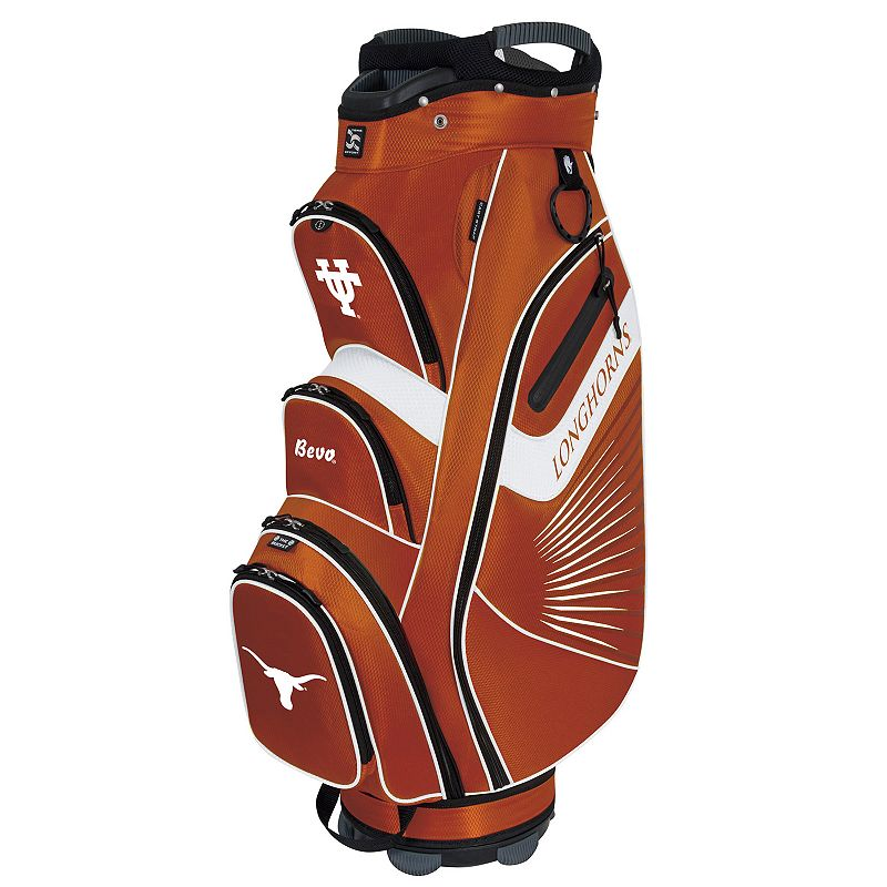 Team Effort Texas Longhorns The Bucket II Cooler Cart Golf Bag