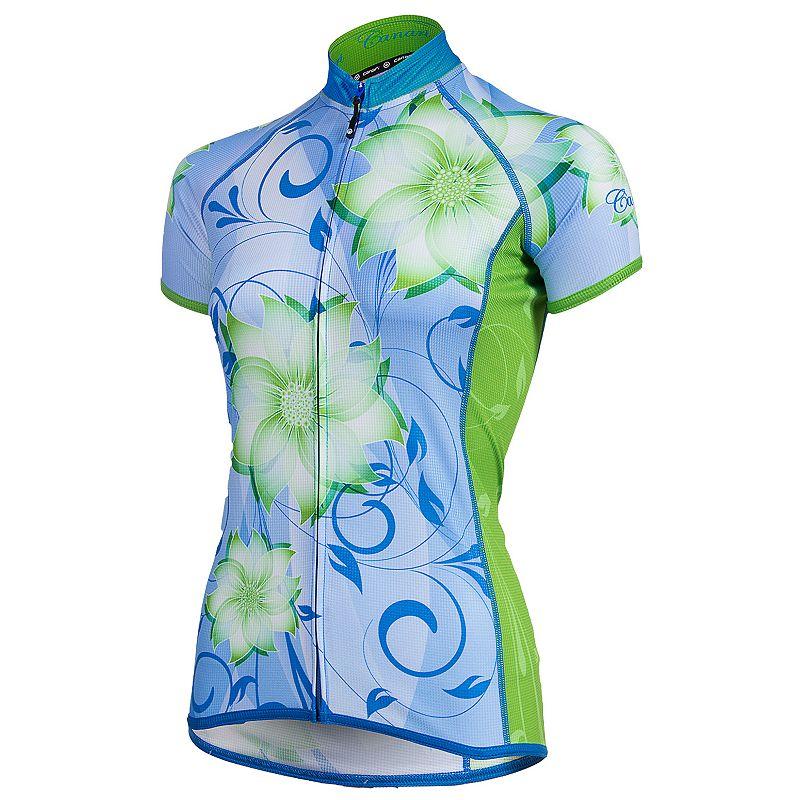 Women's Canari Full-Zip Lotus Cycling Jersey