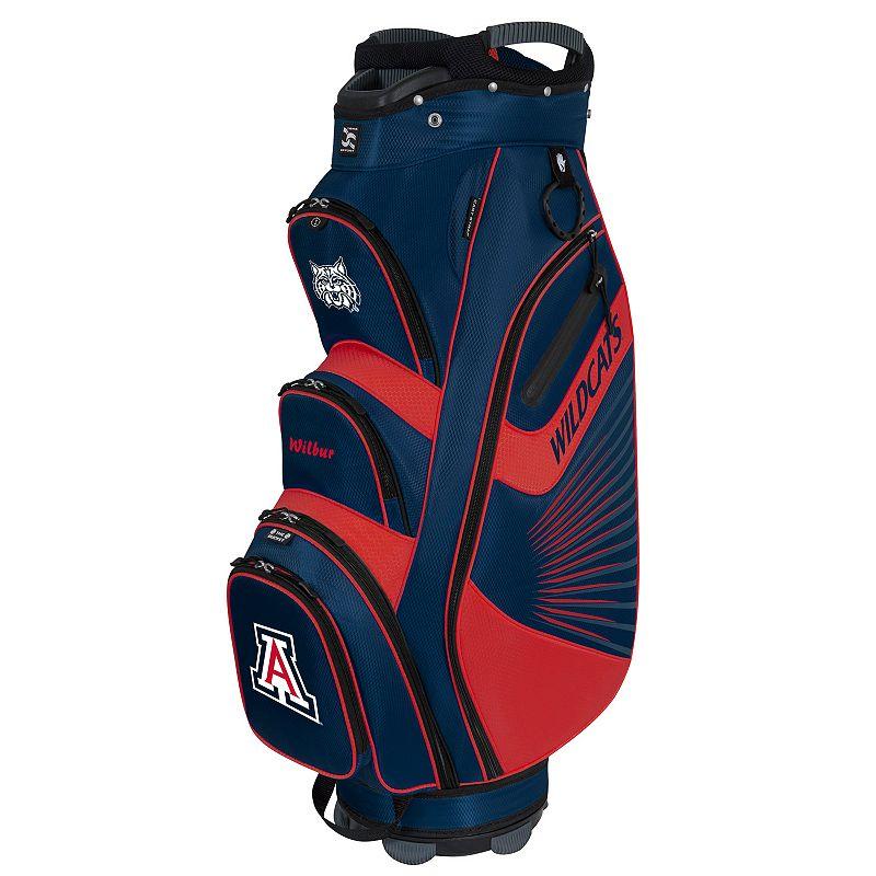 Team Effort Arizona Wildcats The Bucket II Cooler Cart Golf Bag, Multi/None