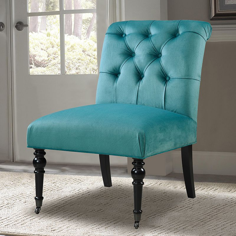 Pulaski Tucra Velvet Dining Chair