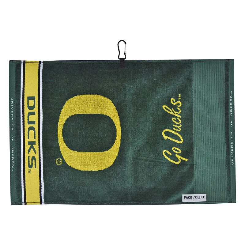 Team Effort Oregon Ducks Jacquard Towel