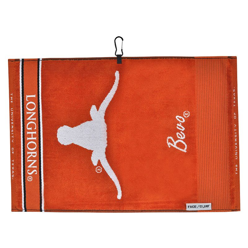 Team Effort Texas Longhorns Jacquard Towel