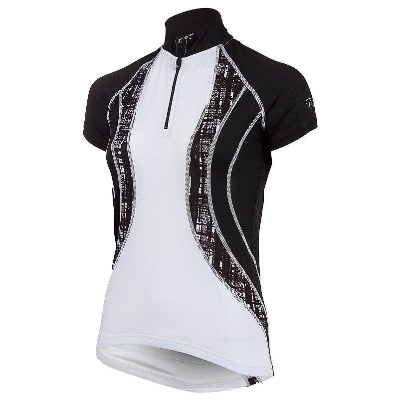 Women's Canari Quarter-Zip Camilla Cycling Jersey
