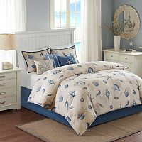 Blue Isle 7-piece Bed Set