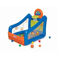 Little Tikes Hoop It Up! Play Center Ball Pit by