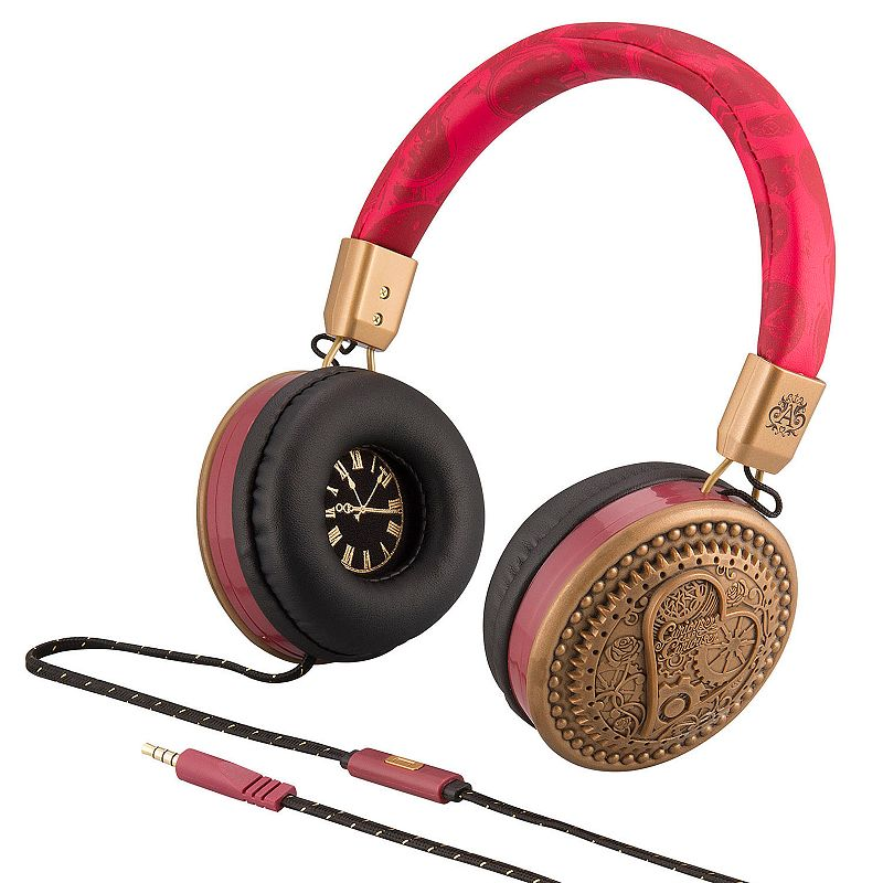 Disney's Alice Through the Looking Glass Fashion Headphones by eKids