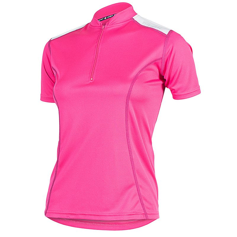 Plus Size Canari Essential Quarter-Zip Cycling Jersey