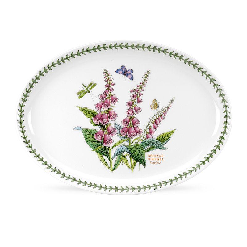 Portmeirion Botanic Garden 13-in. Oval Platter