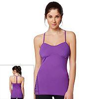 Women's Shape Active Braided T-Back Yoga Tank