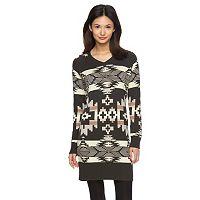 Women's Woolrich Dew Berry Southwest Sweaterdress