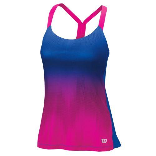 Women's Wilson Late Summer Ikat Tennis Tank