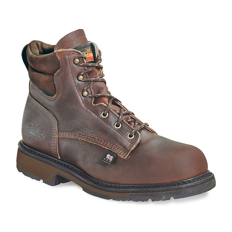 Thorogood 1892 Portage Men's Steel-Toe Work Boots