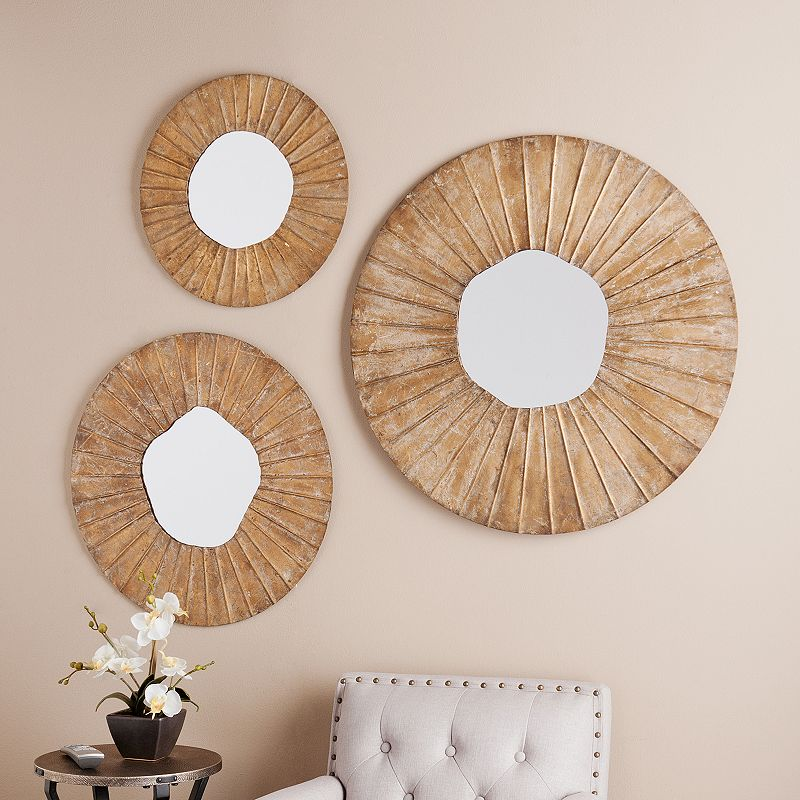 Linwood Wall Mirror 3-piece Set