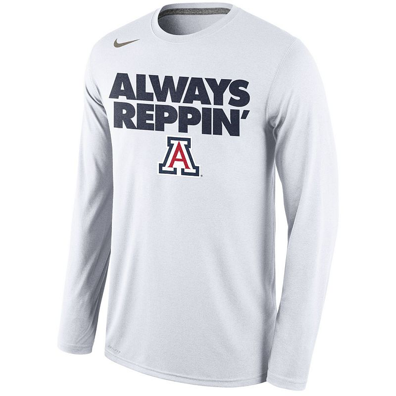 Men's Nike Arizona Wildcats Bench Tee