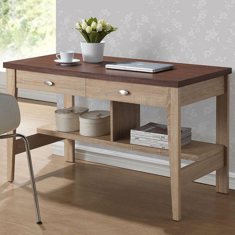 Baxton Studio Fillmore Writing Desk