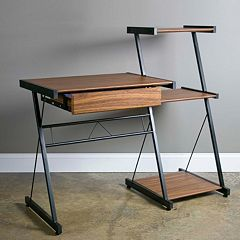 Baxton Studio New Semester Computer Desk by