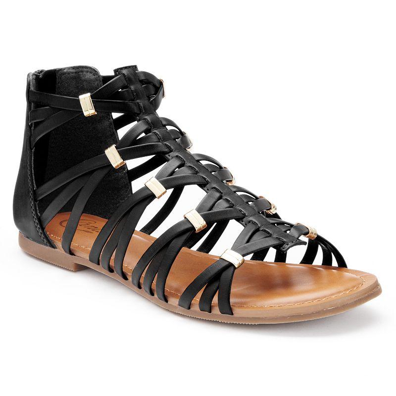 Candie's® Women's Gladiator Sandals