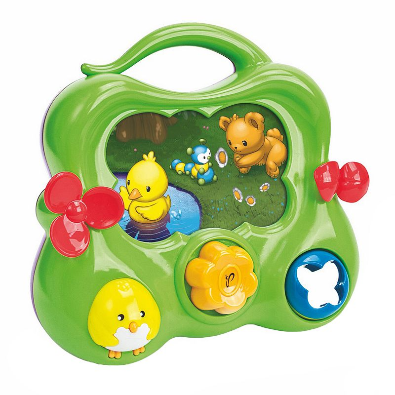 Papillon Forest & Friends Musical Activity Baby Toy