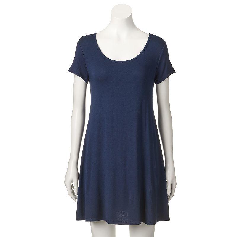 Women's AB Studio Swing T-Shirt Dress