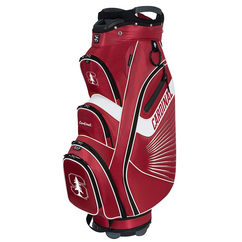 Team Effort Stanford Cardinal The Bucket II Cooler Cart Golf Bag