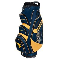 Team Effort West Virginia Mountaineers The Bucket II Cooler Cart Golf Bag
