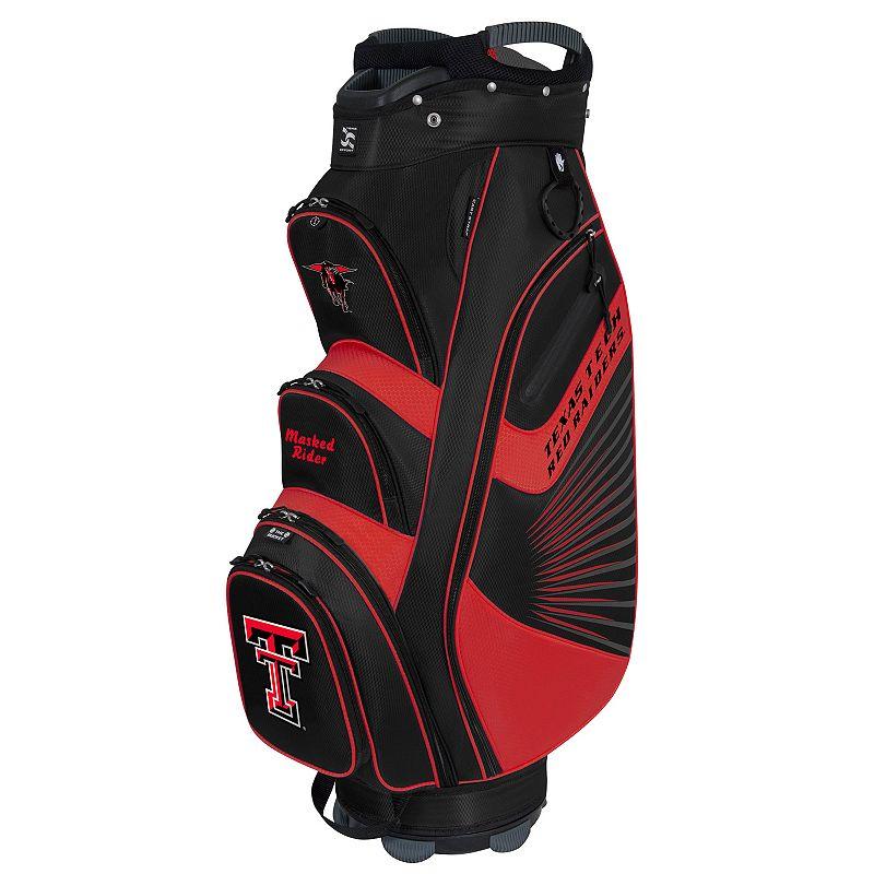 Team Effort Texas Tech Red Raiders The Bucket II Cooler Cart Golf Bag