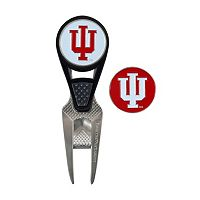 Team Effort Indiana Hoosiers CVX Ball Mark Divot Repair Tool