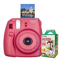 Fujifilm Instax Mini 8 Instant Camera Bundle