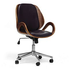 Baxton Studio Watson Office Chair by