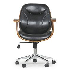 Baxton Studio Rathburn Office Chair by