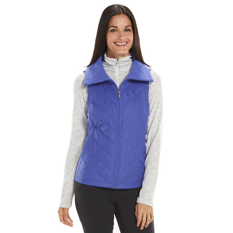 Women's Columbia Mix It Around Quilted Vest