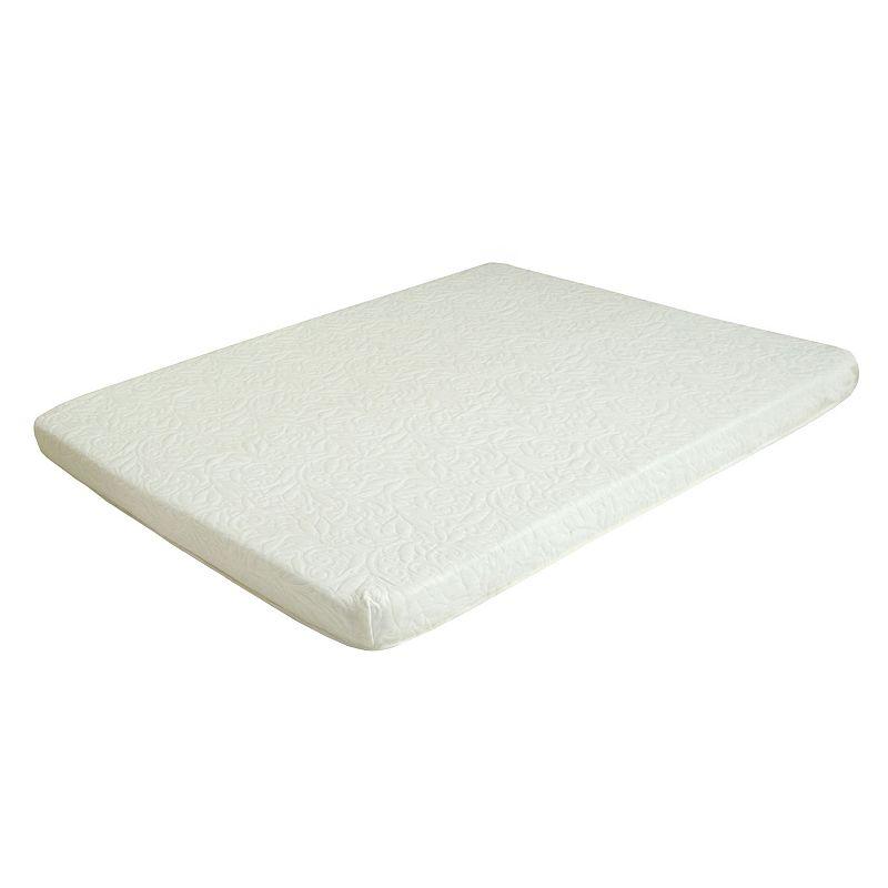 CertiPUR-US 4.5-inch High Density Foam Sofa Sleeper Mattress