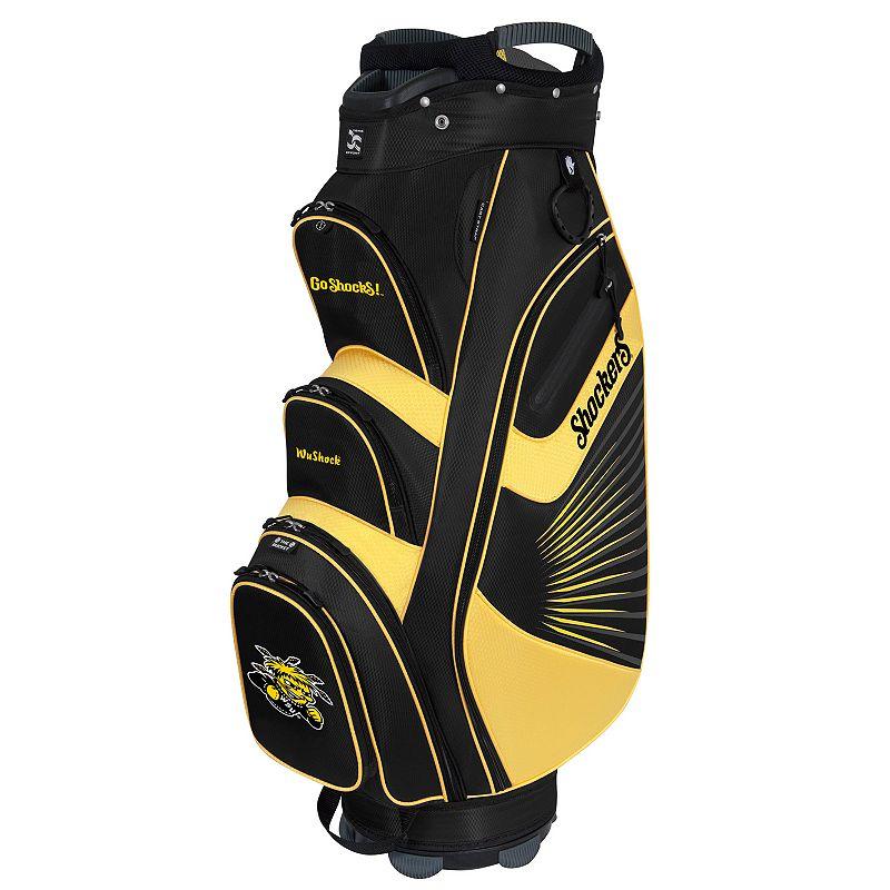Team Effort Wichita State Shockers The Bucket II Cooler Cart Golf Bag