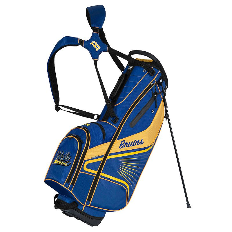 Team Effort UCLA Bruins Gridiron III Golf Stand Bag