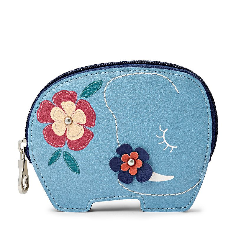 Relic Takeaway Floral & Elephant Coin Pouch