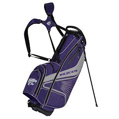 Click to buy Team Effort Kansas State Wildcats Gridiron III Golf Stand Bag .