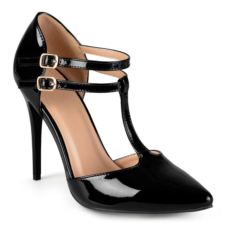 Journee Collection Tru Women's T-Strap High Heels