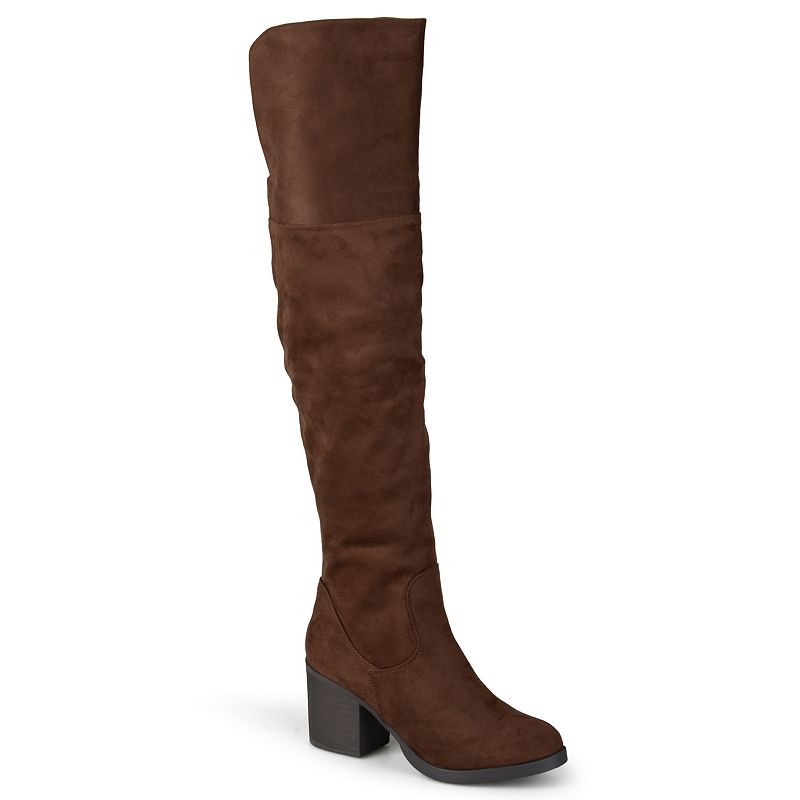 Journee Collection Victoria Women's Over-The-Knee Boots