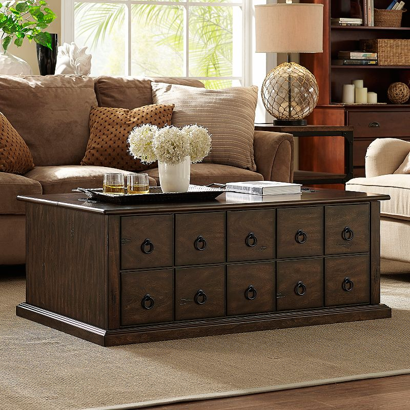 Morgan Storage Coffee Table