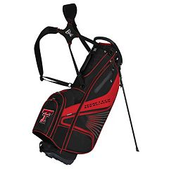 Team Effort Texas Tech Red Raiders Gridiron III Golf Stand Bag