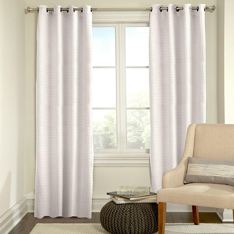 Veratex American Collection Payton Lattice Curtain