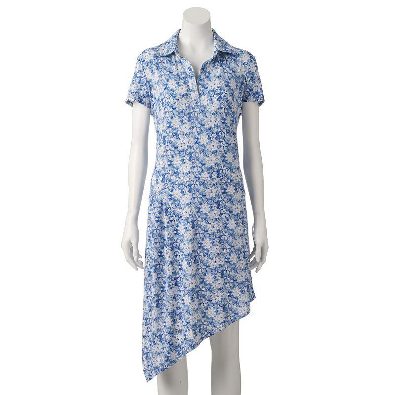 Women's Perceptions Floral Shirtdress