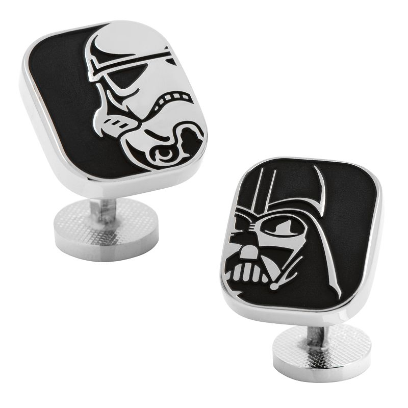 Star Wars Darth Vader & Stormtrooper Cuff Links