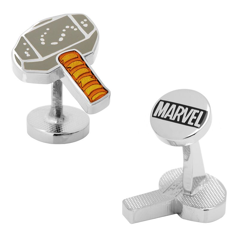 Marvel Thor Hammer Cuff Links