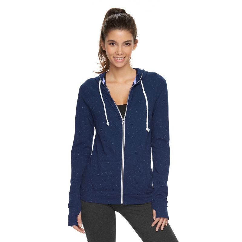 Zip up hoodies for juniors