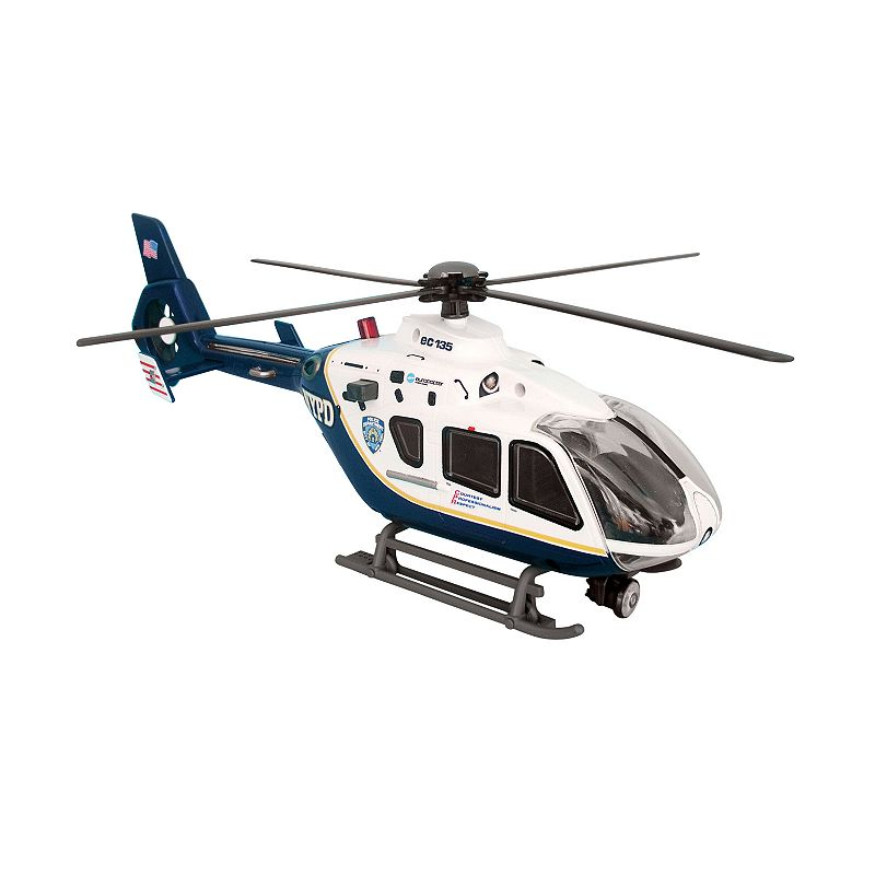 Daron New York City Police Department Helicopter