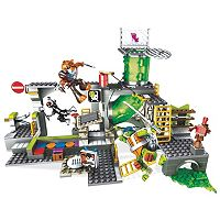 Mega Bloks Teenage Mutant Ninja Turtles Turtle Sewer Lair