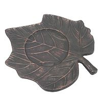 SONOMA Goods for Life™ Leaf Pillar Candle Plate