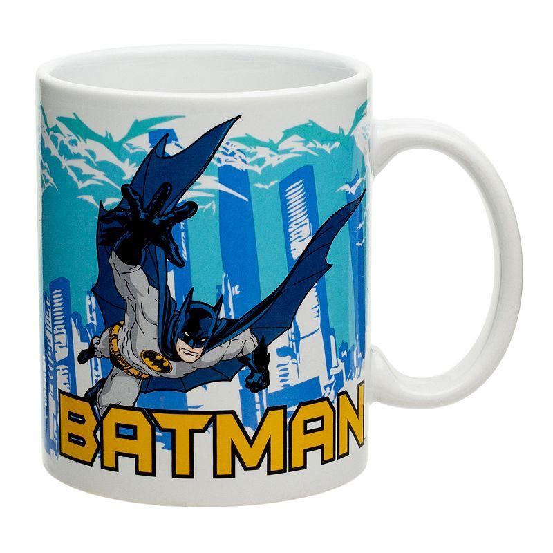 DC Comics Batman Gotham Skyline Coffee Mug by Zak Designs